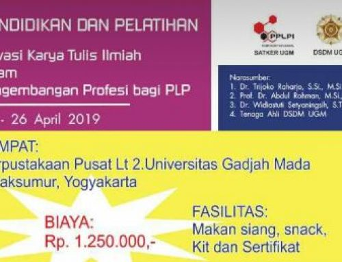 SEMINAR NASIONAL PLP IV & Workshop 2019